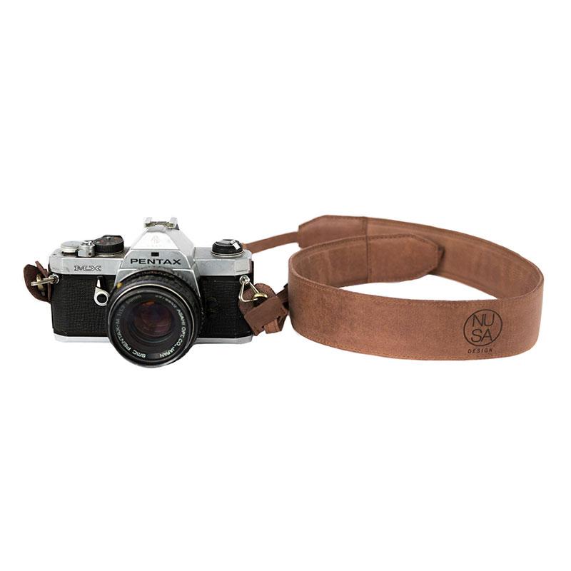 Camera Straps - Leather Accessories